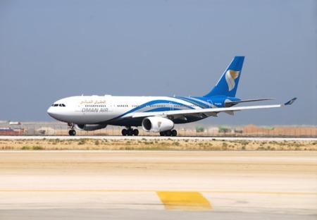 Oman Air New Jet