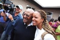 Tutu's Children: Behind the scenes