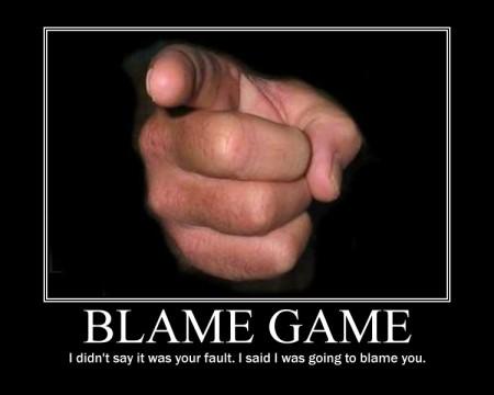 Blame A