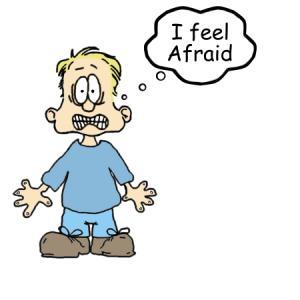 Afraid 2