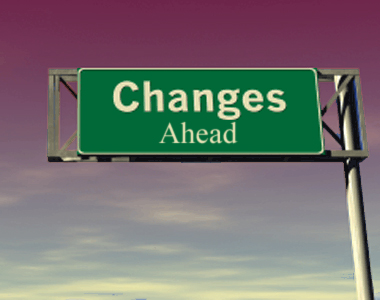 Changes 1