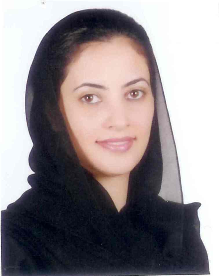 Omani Lady Manager