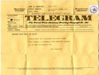 Telegram A