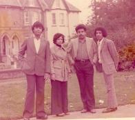 Me in Uk 1975