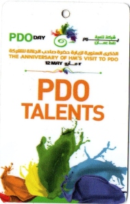 PDO Talents Day