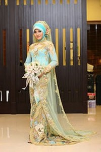 Trend 2011 Arabic Wedding Dress